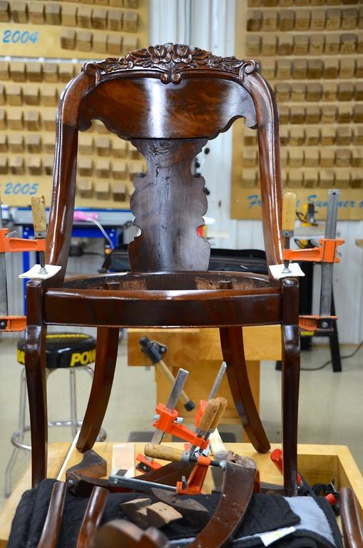 Furniture Restoration, Repair & Refinishing with Puro